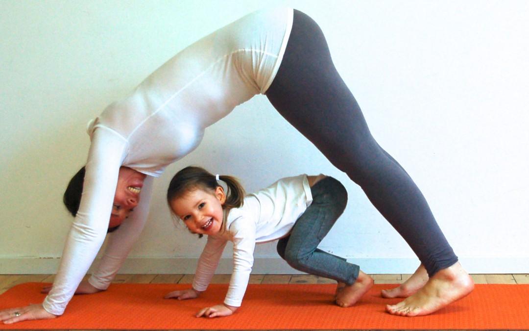 YoKi – Kinder-Yoga ist wieder da!
