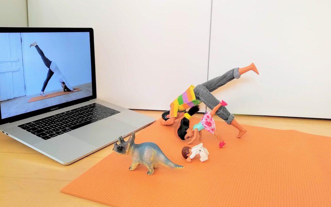 Yoga by Blum bei Dir zuhause!