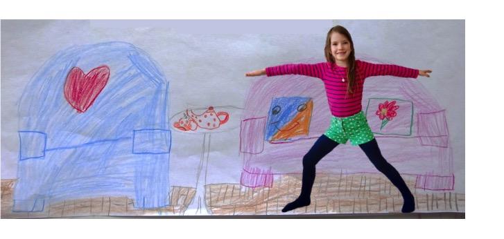 Online-YoKi – Kinderyoga im Kinderzimmer!